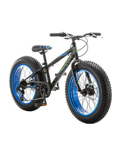 Mongoose Boys 20in Pug Fat Bike-BLACK-One Size