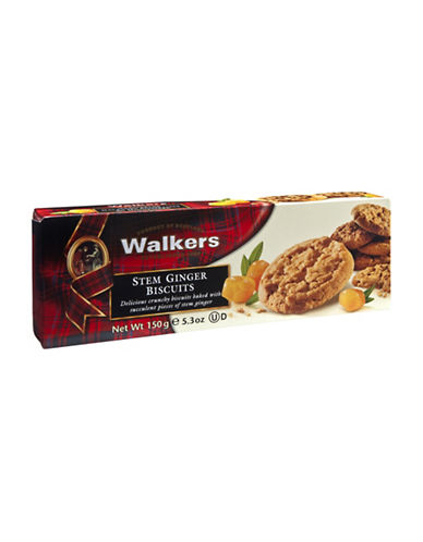 Walkers Walker Ginger Stem Cookies-NO COLOUR-One Size