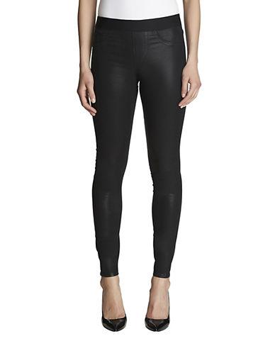 1 State Knee Seam Skinny Legging-GREY-Large