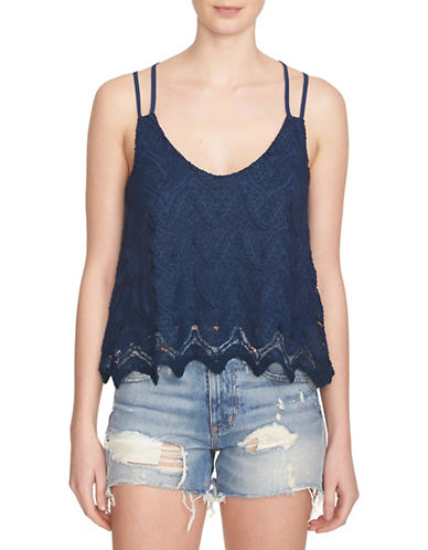 1 State Racer Back Double Strap Tank Top-BLUE-Large 88342171_BLUE_Large