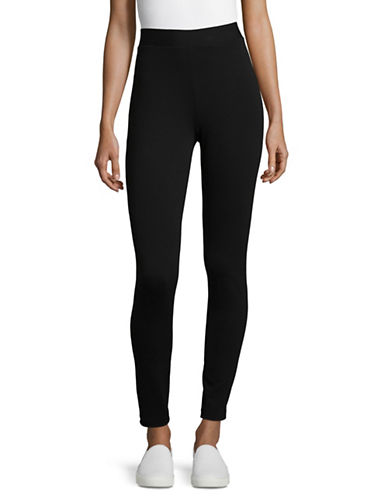 Vince Camuto Classic Leggings-BLACK-Medium 89577275_BLACK_Medium