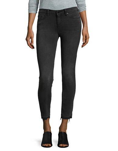 Two By Vince Camuto Released Hem Ankle Jeans-COAL WASH-29