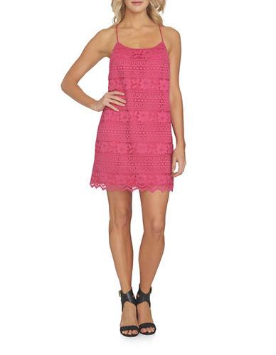 1 State Racerback Lace Shift Dress-PINK-X-Small 88990495_PINK_X-Small