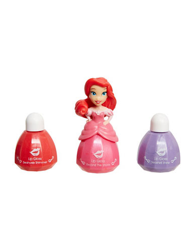 Disney Princess Ariel Lip Gloss-PURPLE-One Size
