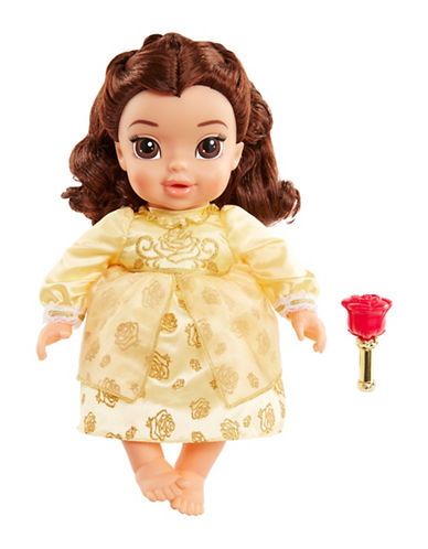 Disney Beauty and the Beast Baby Belle Doll-MULTI-One Size