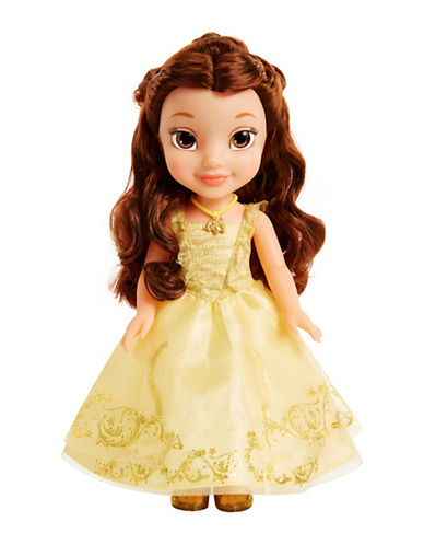 Disney Beauty and the Beast Ballroom Belle Doll-MULTI-One Size