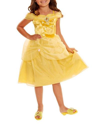 Disney Heart Strong Belle Dress-MULTI-One Size