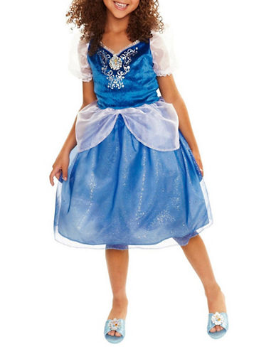 Disney Heart Strong Cinderella Dress-MULTI-One Size