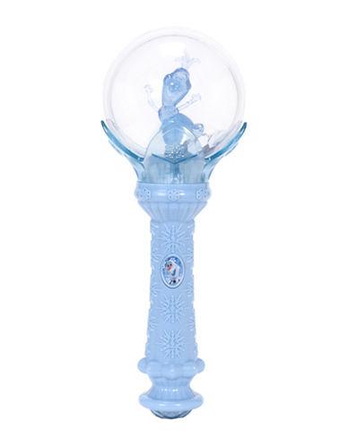 Disney Frozen Olaf Snow Globe Wand-BLUE-One Size