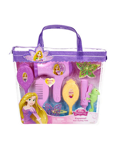 Disney Princess Rapunzel Styling Tote-PINK-One Size