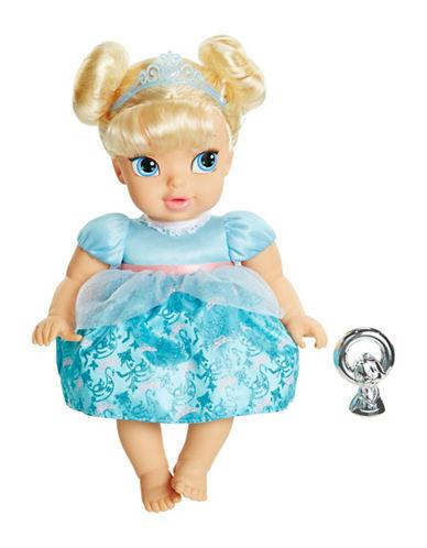 Disney Disney Princess Deluxe Baby Doll - Cinderella-MULTI-One Size