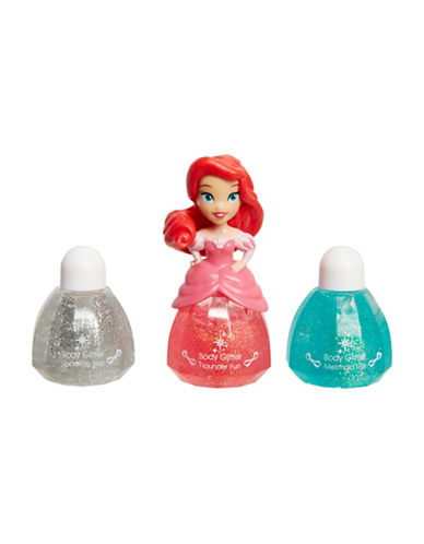 Disney Princess Ariel Body Glitter-PURPLE-One Size