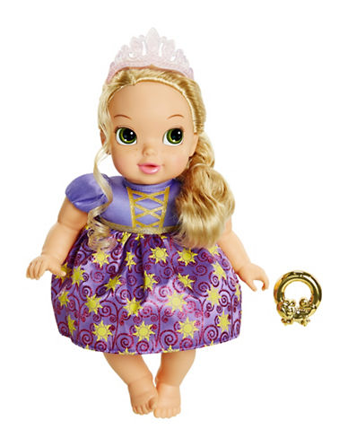 Disney Disney Princess Deluxe Baby Doll - Rapunzel-MULTI-One Size