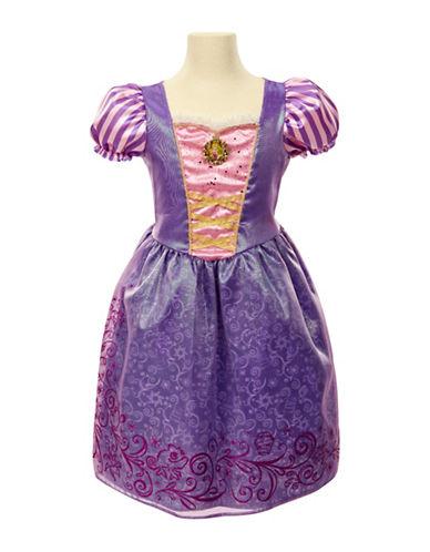 Disney Princess Rapunzel Friendship Adventure Dress-PURPLE-One Size