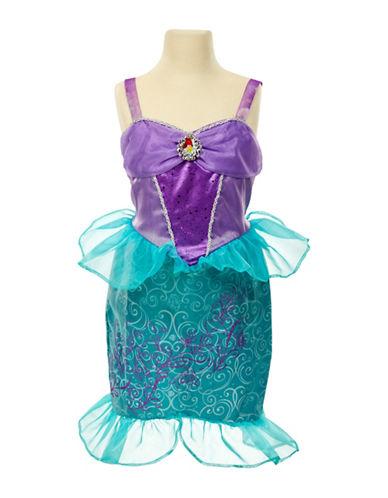 Disney Princess Ariel Friendship Adventure Dress-BLUE-One Size