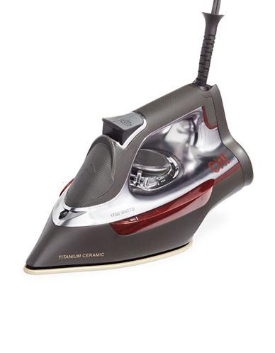 Chi Professional Full Size Iron-GREY-One Size