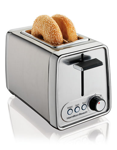 Hamilton Beach 2 Slice Chrome Toaster-STAINLESS STEEL-One Size