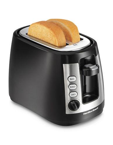 Hamilton Beach 2 Slice Keep Warm Toaster-BLACK-One Size