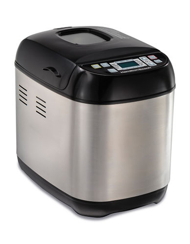 Hamilton Beach Artisan Dough and Bread Maker-STAINLESS STEEL-One Size