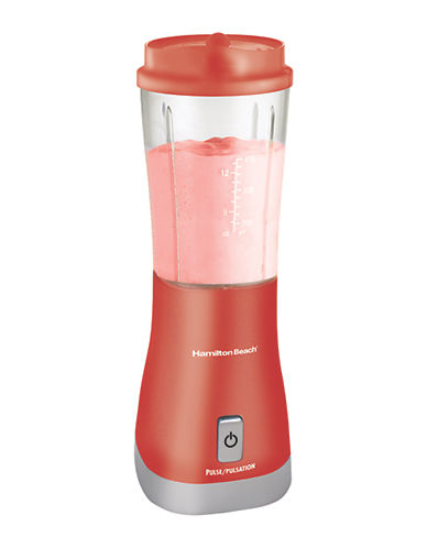 Hamilton Beach 14oz Single Serve Blender-RED-One Size 88283064_RED_One Size