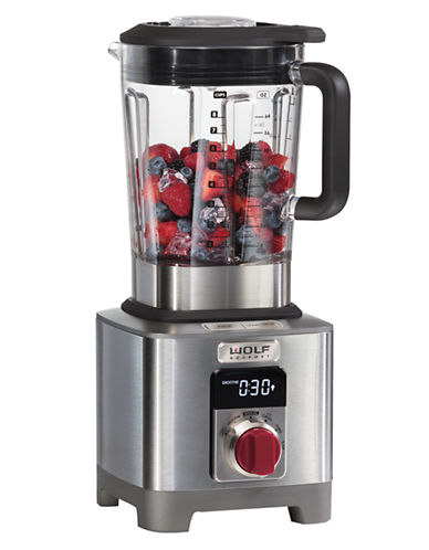 Wolf Gourmet High Performance Blender-STAINLESS STEEL-One Size
