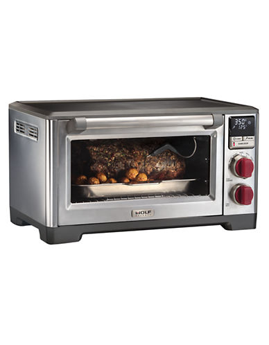 Wolf Gourmet Countertop Convection Oven-STAINLESS STEEL-One Size