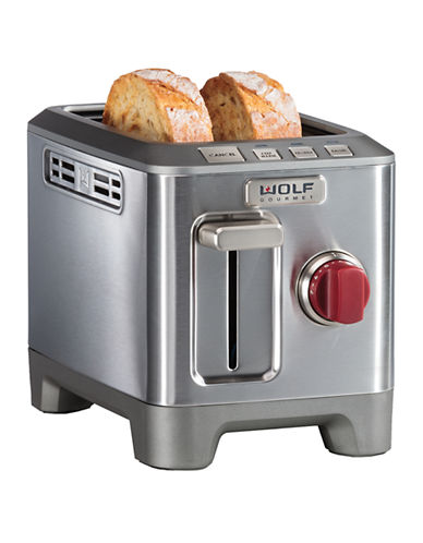 Wolf Gourmet Two-Slice Toaster-STAINLESS STEEL-One Size