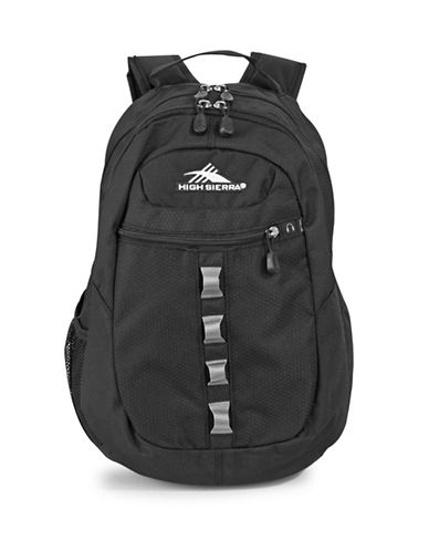 High Sierra Opie 30L Backpack-BLACK-One Size