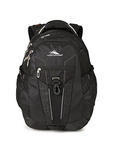 High Sierra XBT Daypack-BLACK-One Size