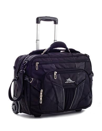 High Sierra XBT Wheeled Messenger Bag-BLACK-One Size