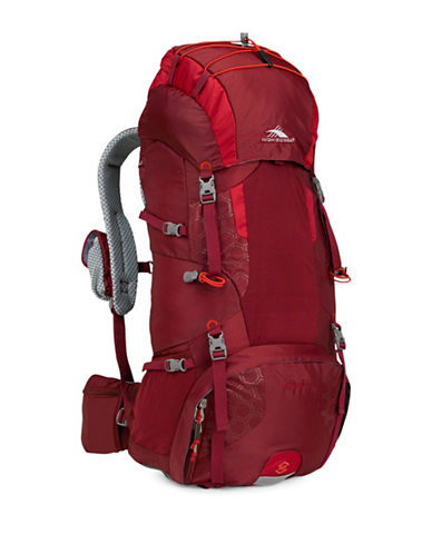 High Sierra Tech 2 Series Hawk 50 Frame Pack-RED-One Size 88707135_RED_One Size