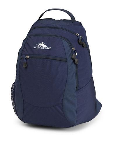 High Sierra High Sierra Curve Backpack-NAVY-One Size