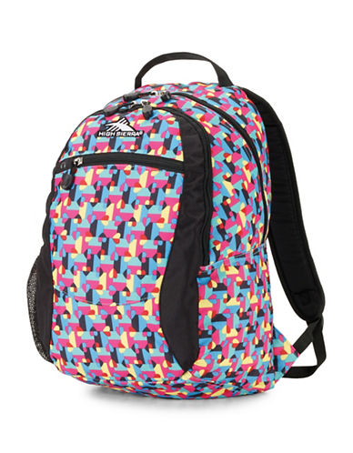 High Sierra Curve Backpack-MULTI-COLOURED-One Size