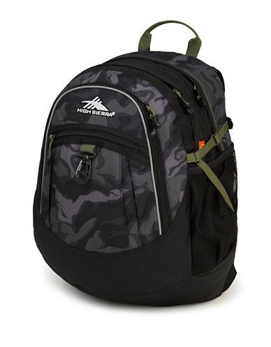 High Sierra Fatboy Backpack-GREEN-One Size