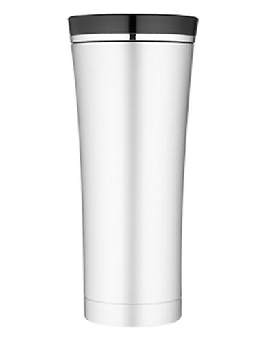 Thermos Premium Travel Tumbler White-BLACK-One Size