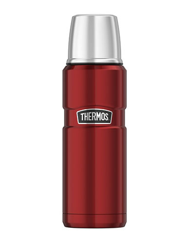 Thermos Thermos King 0.5L Compact Bottle-CRANBERRY-One Size