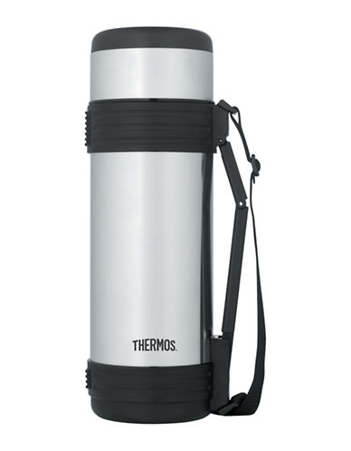 Thermos 1.0L Stainless Steel Bottle-STAINLESS STEEL-1L