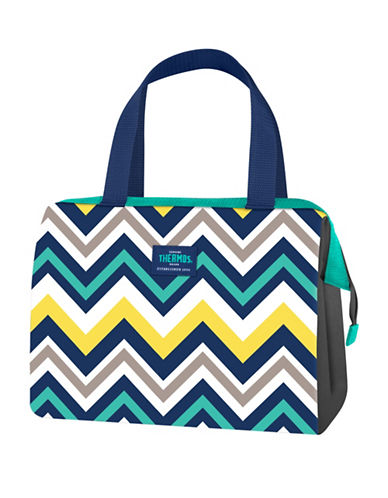 Thermos Insulated Lunch Duffle-GREEN-One Size