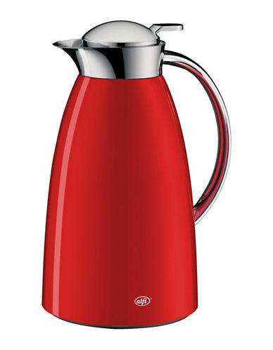 Alfi Alfi Gusto Glass Vacuum Carafe-RED-1L