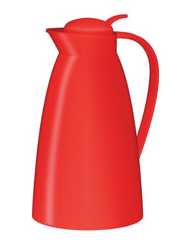 Alfi Glass Vacuum Carafe-RED-One Size