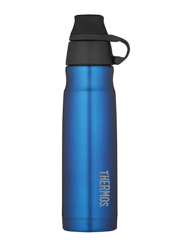 Thermos Carbonated Hydration Bottle-BLUE-500 ml