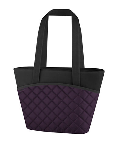 Thermos Raya 9-Can Lunch Tote-PURPLE-One Size