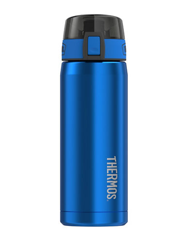 Thermos Vacuum Insulated Stainless Steel Hydration Bottle-ROYAL BLUE-One Size
