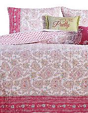 jessica simpson literie maison marques la baie d hudson. Black Bedroom Furniture Sets. Home Design Ideas