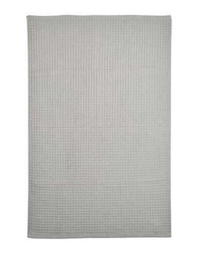 Uchino Waffle Cotton Bath Towel-GREY-Bath Towel