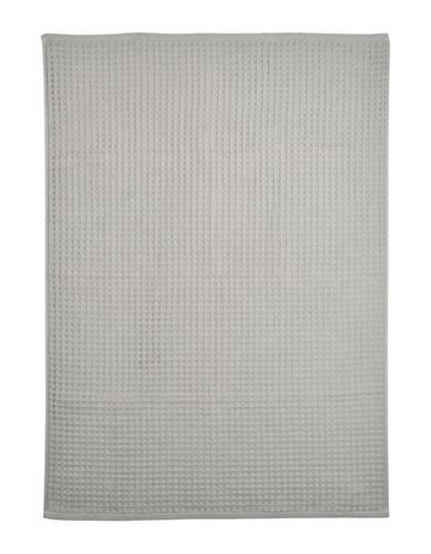 Uchino Waffle Cotton Hand Towel-GREY-Hand Towel