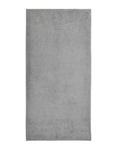 Uchino Twist Bath Towel-GREY-Bath Towel
