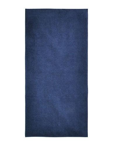 Uchino Twist Hand Towel-INDIGO-Hand Towel