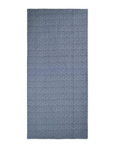 Uchino Twist Hishi Hand Towel-DARK BLUE-Hand Towel