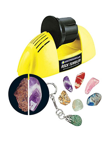 Smithsonian Rock Tumbler Set-MULTI-One Size